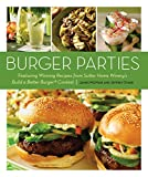 Burger Parties: Recipes from Sutter Home Winery's Build a Better Burger Contest [A Cookbook]