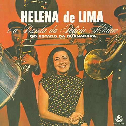 Helena De Lima - E A Banda Da Policia Militar (1967)