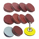 <span class='highlight'>Sanding</span> Discs Pads, Dyna-Living 100 PCS 2 inch <span class='highlight'>Sanding</span> Discs Pad <span class='highlight'>Kit</span> <span class='highlight'>for</span> Drill Grinder Rotary Tools with Backer Plate 1/4