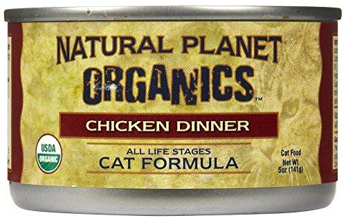 Natural Planet Organics Chicken Dinner