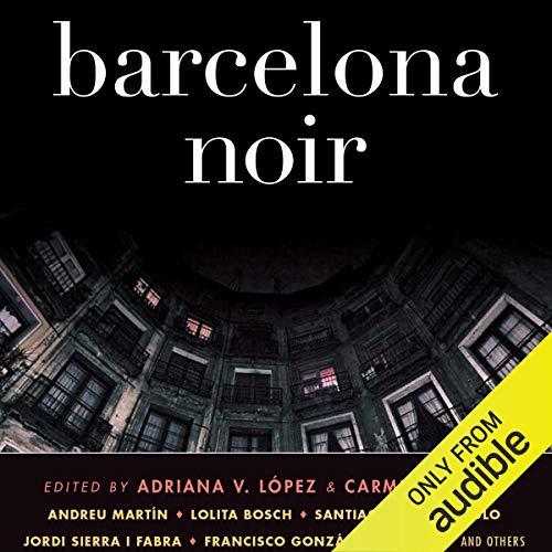 Barcelona Noir cover art
