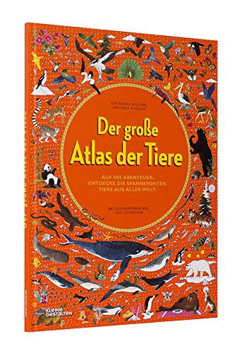 Der große Atlas der Tiere - Partnerlink