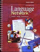 McDougal Littell Language Network: Teacher Edition Grade 7 2001