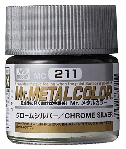 Mr.メタルカラー クロームシルバー