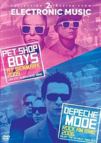 2 X ELETRONIC MUSIC - PET SHOP BOYS & DEPECHE Mode