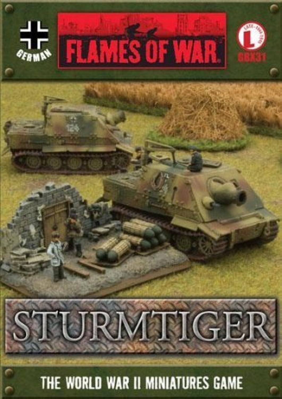 German  Sturmtiger by Battlefront Miniatures B017CBEFZ0 Stabile Qualität     | Qualität und Verbraucher an erster Stelle