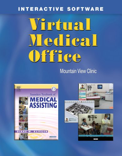 Virtual Medical Office for Saunders Textbook of Medical Assisting