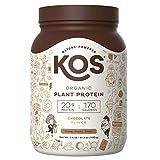 KOS Organic Plant-Based Powder