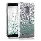 kwmobile TPU Silicone Case Compatible with ZTE Blade V7