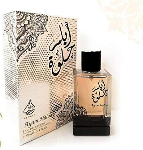 AYAM HALOA 100ML gemengd parfum Oosterse Arabische Eau de Parfum, een parfum van hoge kwaliteit met uitzonderlijke zuiverheid OPMERKINGEN: leergeur met aromatische tonen