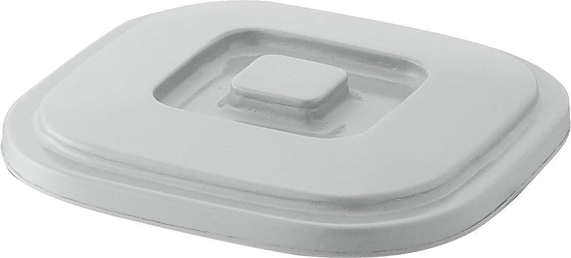 従来のインストールやめるリス ゴミ容器蓋 ベルクバケツ 6.5KB 6.5L用 蓋 グレー 13100