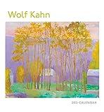 Wolf Kahn 2021 Mini Wall Calendar