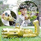 Immagine 2 seeyouagan gatling bubble electric giocattolo