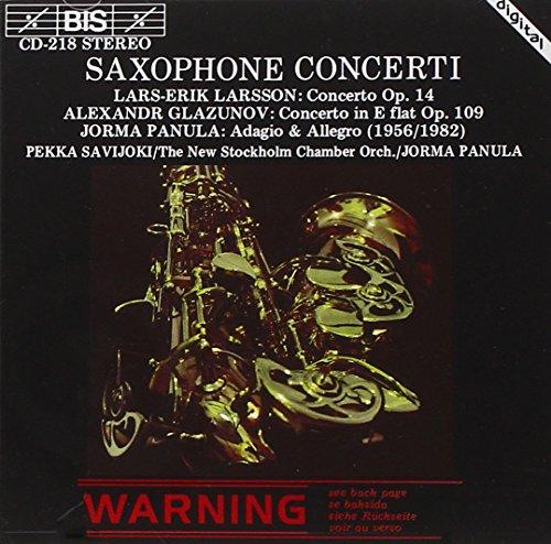 Saxophon Klassik Konzert