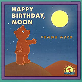 Happy Birthday Moon audiobook cover art