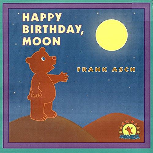 Happy Birthday Moon audiobook cover art