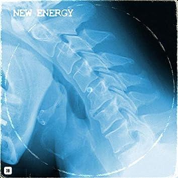 NEW ENERGY (feat. Travis Morton)