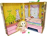 Barbo Toys 6289 'Hca Princess On The Pea Doll Box'' Puzzle