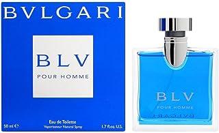 BVLGARI Blv Eau de Toilette Spray for Men, 1.7 Fluid Ounce