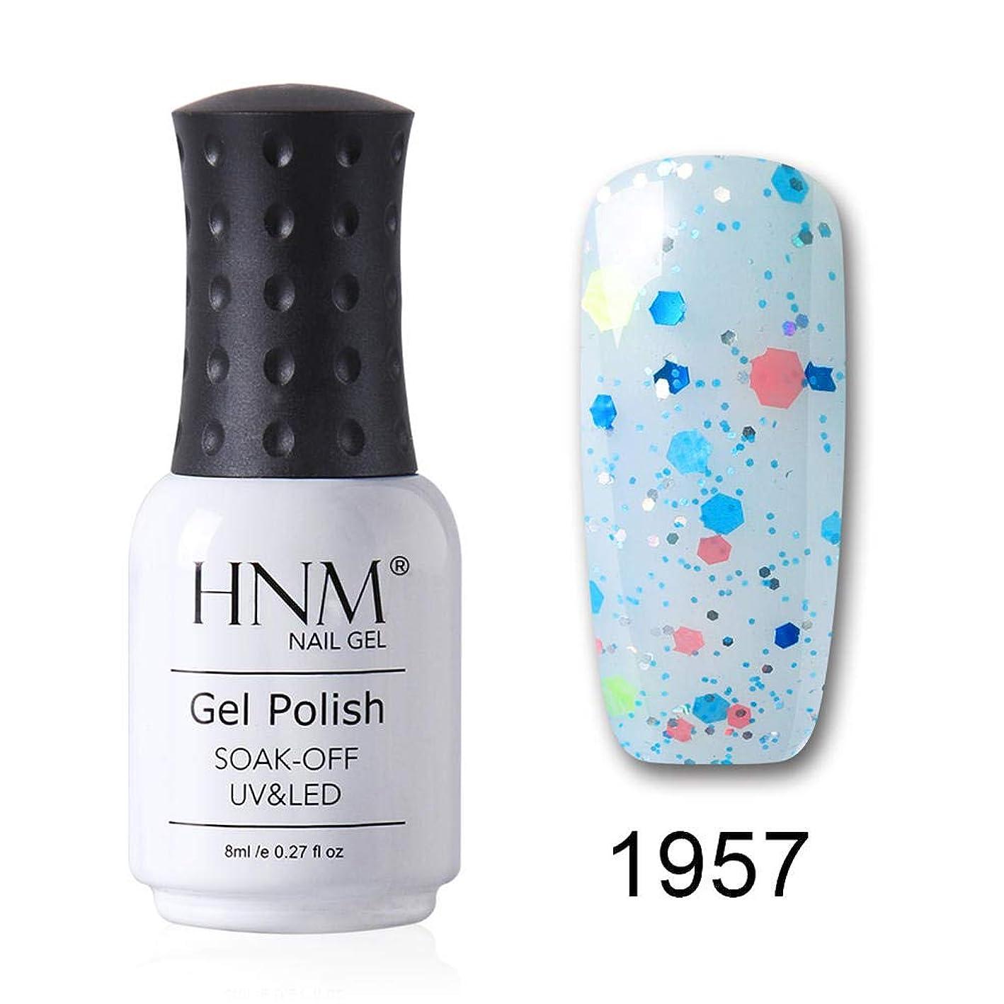 逆本物回復HNM ジェルネイル カラージェル 1色入り 8ml【全76色選択可】