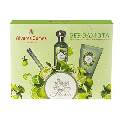 Alvarez Gomez Agua Fresca Flores Bergamota Lote 3 Pz
