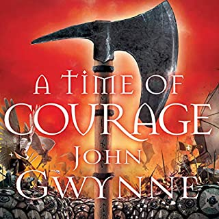 A Time of Courage cover art