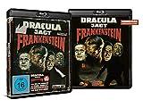 Dracula jagt Frankenstein - Limited Edition auf 1000 Stück - Uncut [Alemania] [Blu-ray]