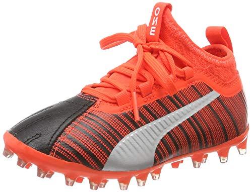 PUMA One 5.3 MG Jr, Botas de fútbol Unisex Niños