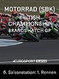 Motorrad: British Superbike Championship 2019 - Brands Hatch GP - 6. Saisonstation: 1. Rennen