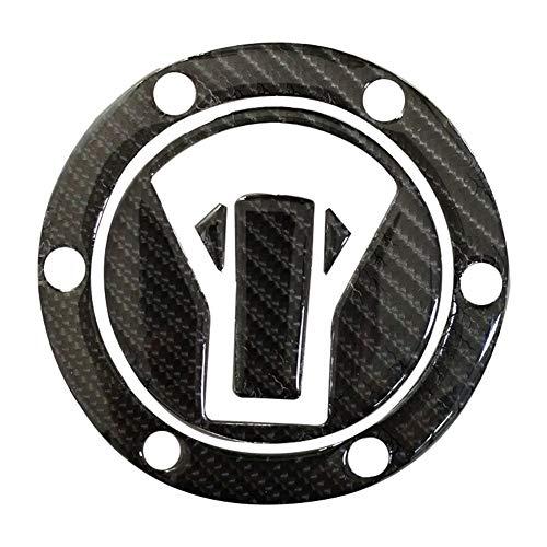 BTZHY Neue Motorrad 3D-Carbonfaser-Tankdeckel Decal-Glas for KTM DUKE690 Duke 690
