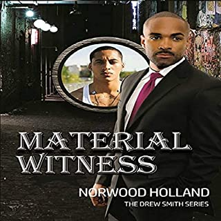 Material Witness cover art