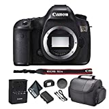 Canon EOS 5DS Digital SLR Camera(Body Only) Bundle - International Version