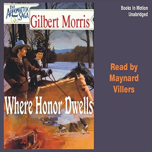 Where Honor Dwells audiobook cover art