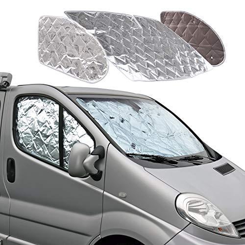 deiwo® Thermomatte Fahrerhaus innen für Renault Trafic ab 2001-2014