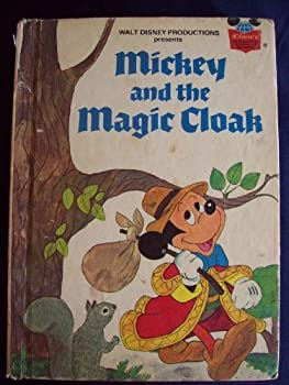 Mickey and the Magic Cloak - Book  of the Disney's Wonderful World of Reading