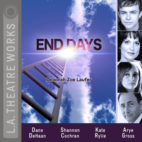 End Days audiobook cover art