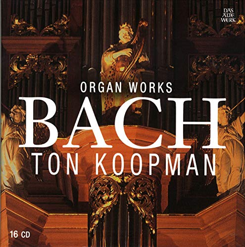 Organ Works (Complete)(Box16Cd)(Opere Complete Per Organo)