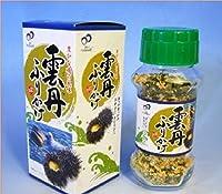 北海道限定 札幌市限定 雲丹ふりかけ UNI FURIKAKE 豊かな磯の風味 ほっかほっかのお弁当に、おむすびに カルシウム豊富 ふりかけ 85g 海の幸 雲丹 うに