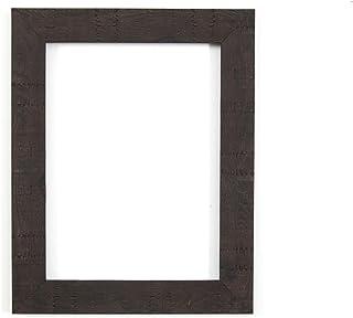 OlimpJOY Cadre Photo 10 x 10 cm Cadre en MDF Argent/é Mat 35mm avec Verre Acrylique antireflet