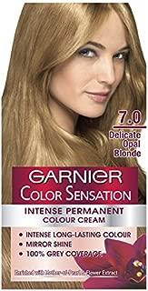 Garnier Colour Sensation Permanent Cream 7.0 Delicate Opal Blonde
