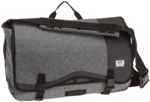 Vans M Harbinger Messenge - Mochila casual de Lona Hombre gris gris (Grey) Taille Unique