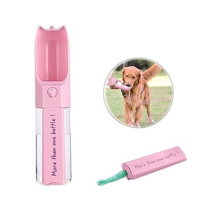 Petmii Dog Water Bottle, Pet Portable Water Dis...