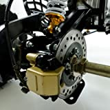 Kinder Quad ATV 125 ccm schwarz - 7