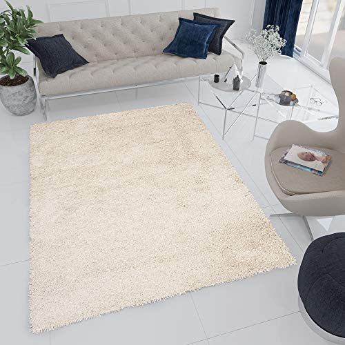 Tapiso Essence Alfombra de Salon Comedor Sala Dormitorio Juvenil Diseño Moderno Beige...
