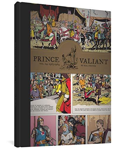 Prince Valiant Vol. 14: 1963-1964: 0
