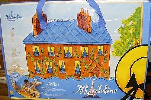 entrega de rayos Madeline Madeline Madeline Doll Pop-Up House (2003) Dollhouse by Madeline & Friends  precios razonables