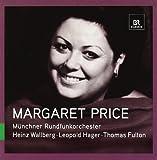 Great Singers Live: Margaret Price by MOZART / WEBER / ROSSINI / BELLIN (2011-06-28)