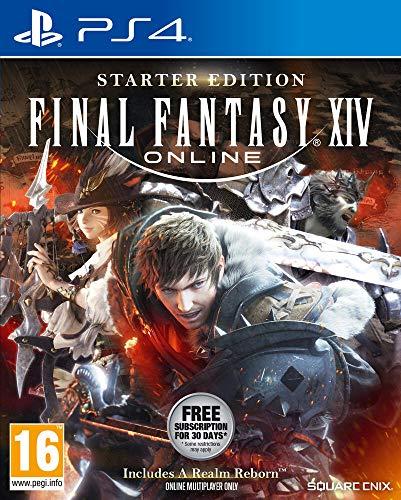 Final Fantasy XIV Starter Edition (PlayStation PS4)
