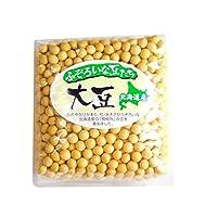 ホッカン 北海道産大豆(規格外)500g