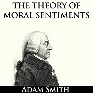 The Theory of Moral Sentiments audiobook cover art